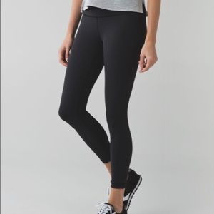 Lululemon High Times Pant Leggings Black 2